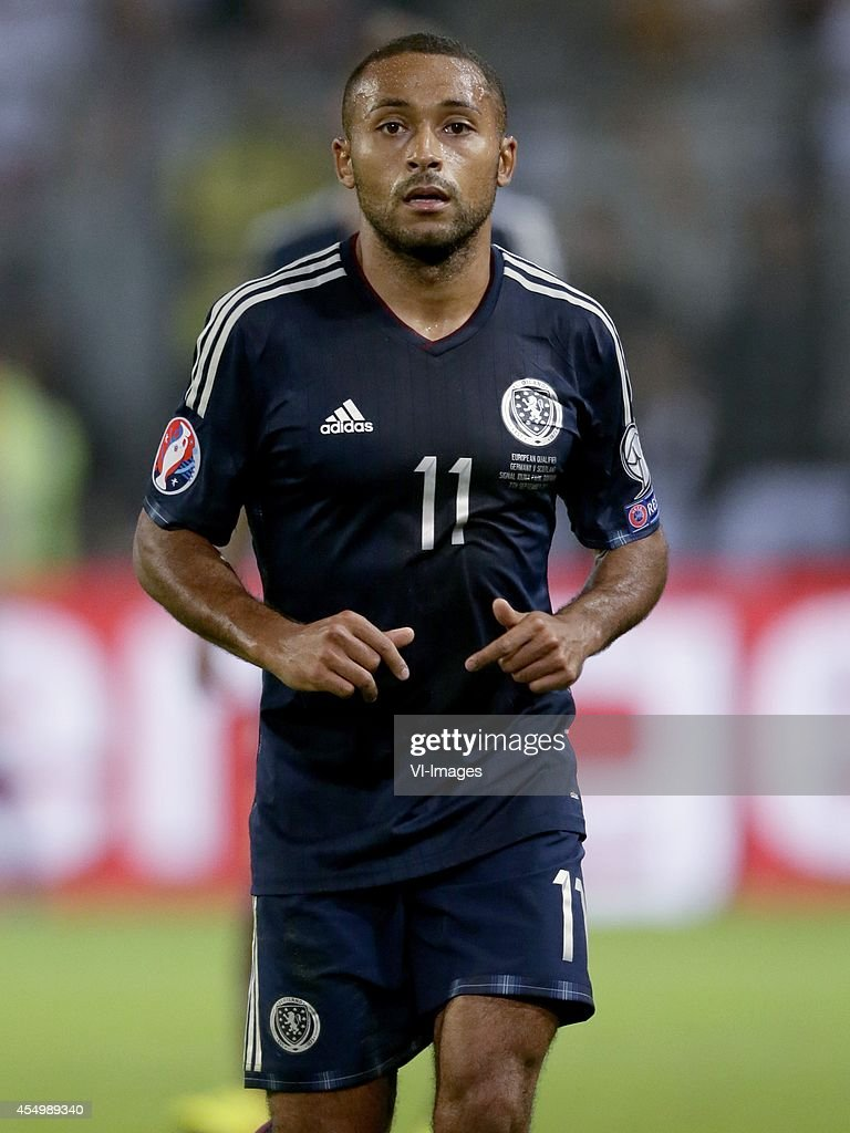 EURO 2016 qualifying match - 'Germany v Scotland' : News Photo