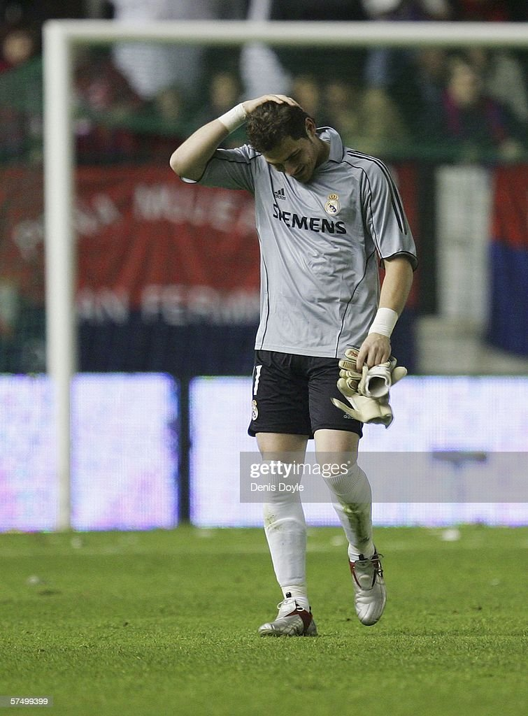 Osasuna v Real Madrid : News Photo