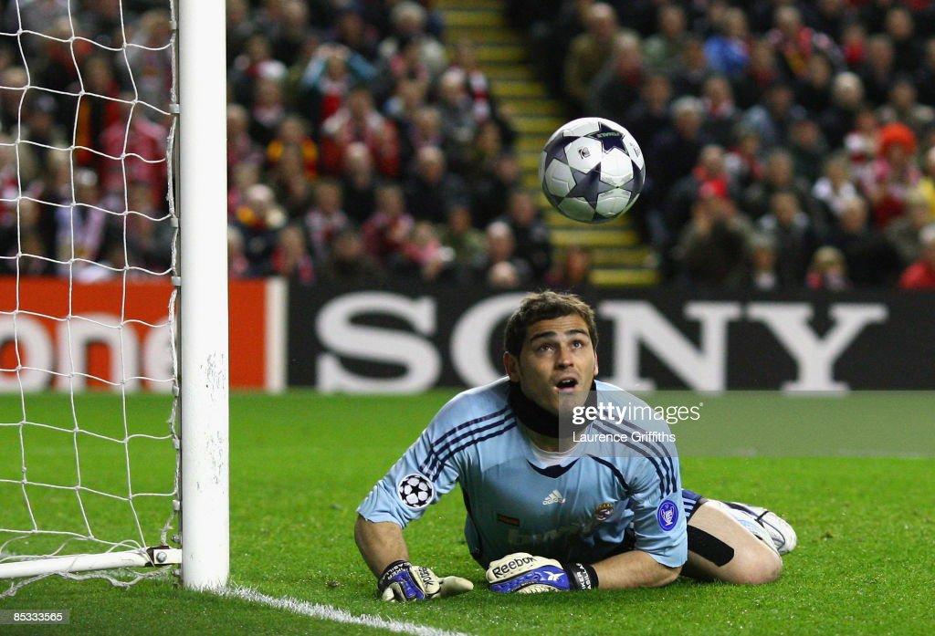 Liverpool v Real Madrid - UEFA Champions League : News Photo