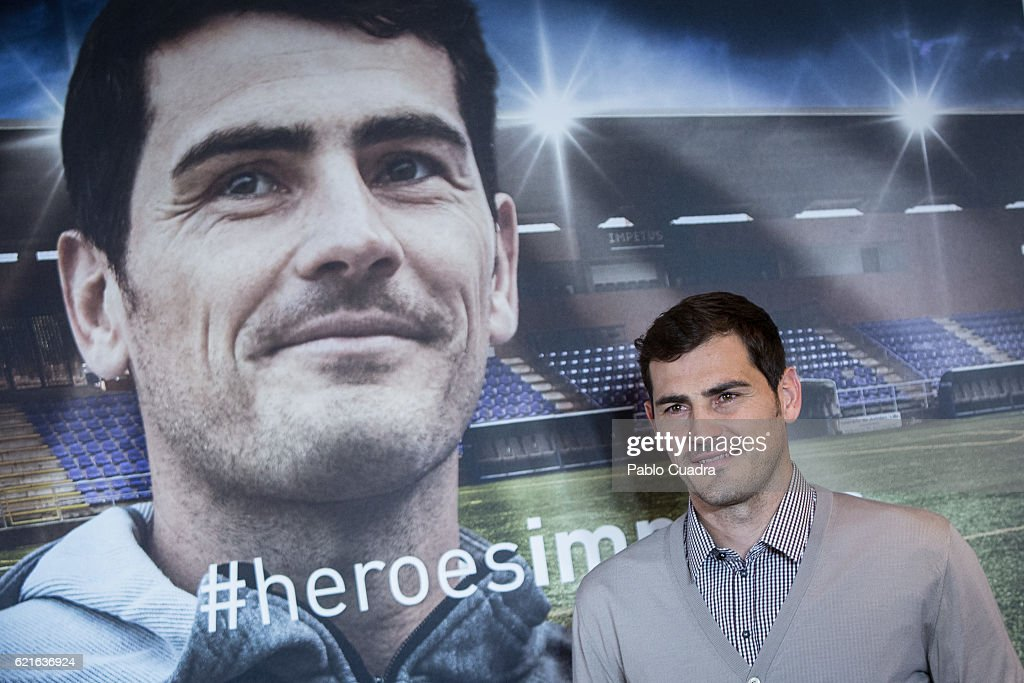 Iker Casillas Presents His Short Film 'Heroes Terrenales'