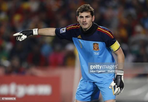 Iker Casillas, Spain.