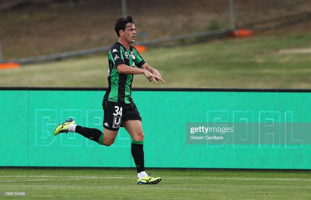 A-League - Western United v Macarthur FC : News Photo