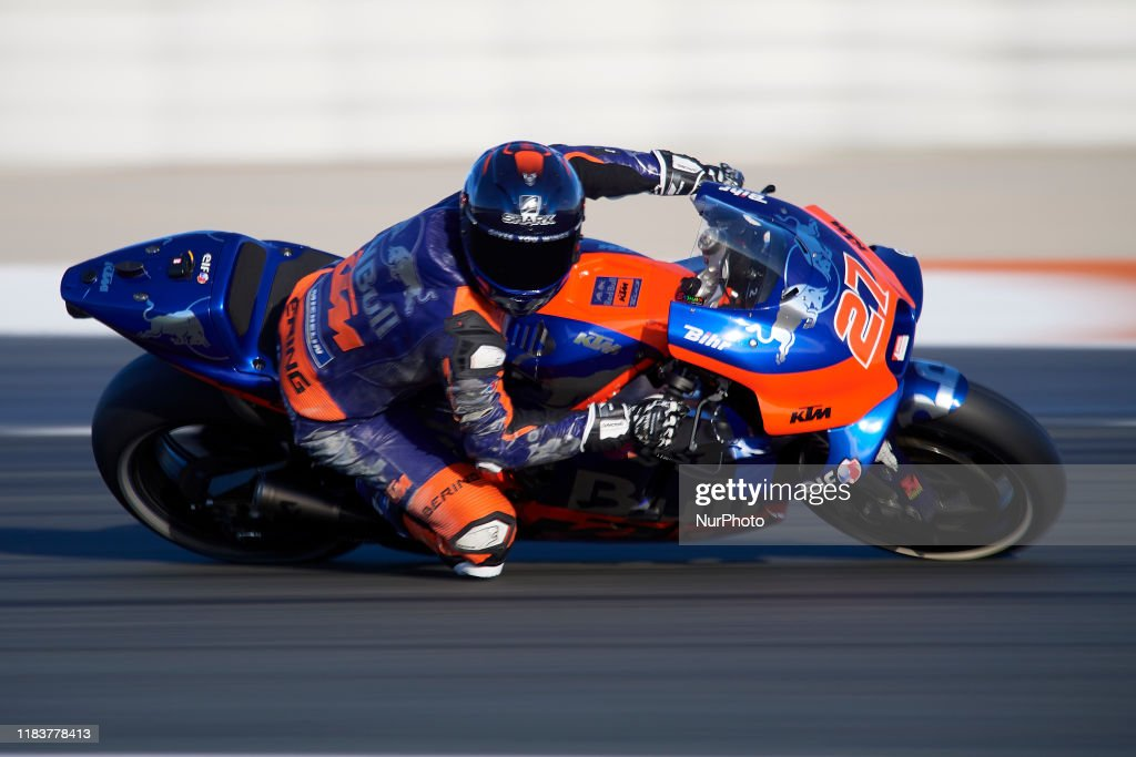 MotoGP Tests In Valencia : ニュース写真