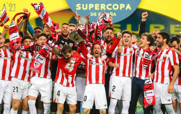 ESP: FC Barcelona v Athletic Club - Supercopa de Espana Final