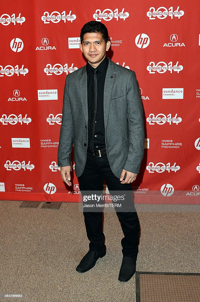 """The Raid 2"" Premiere - Arrivals - 2014 Sundance Film Festival"