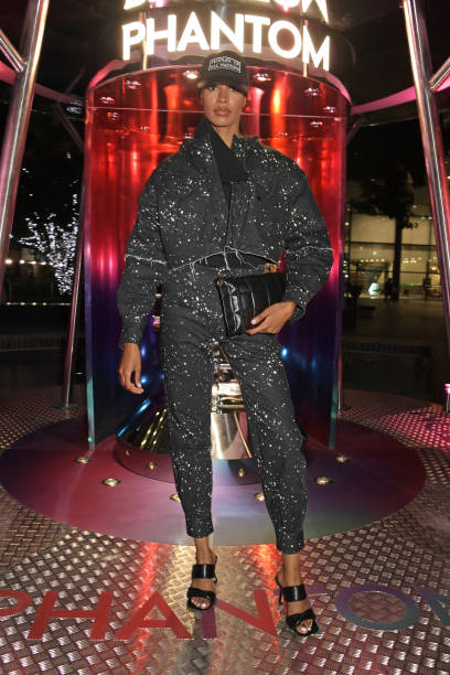 GBR: Paco Rabanne: The Phantom Mission Launch Party For The New Paco Rabanne Phantom Fragrance In Partnership With ID Magazine