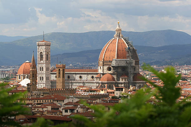 """""""il Duomo In Florence, Tuscany Italy"""" Wall Art"""