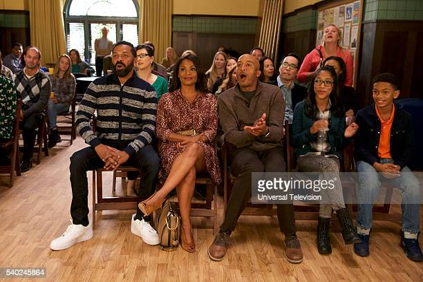 BUCK L'il Scarface Episode 103 Pictured Mike Epps as Buck Russell Nia Long as Alexis Russell James Lesure as Will Russell Iman Benson as Tia Russell...