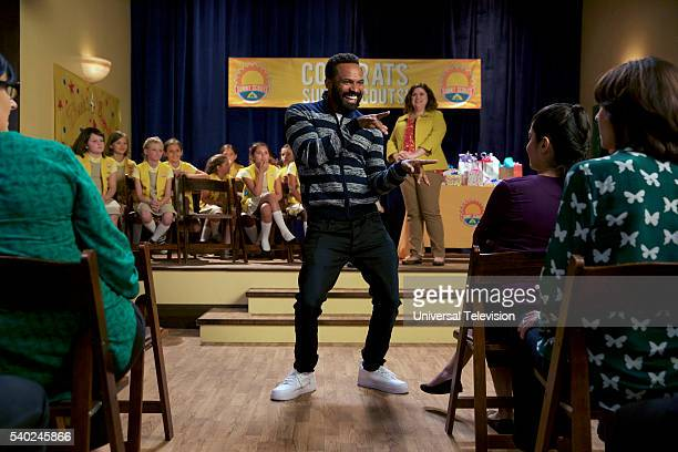 BUCK 'L'il Scarface' Episode 103 Pictured Mike Epps as Buck Russell