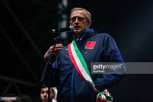 Il Viaggio Continuaquot in Turin Italy on February 29 an event to commemorate the tenth anniversary of the XX Winter Olympic Games of 2006