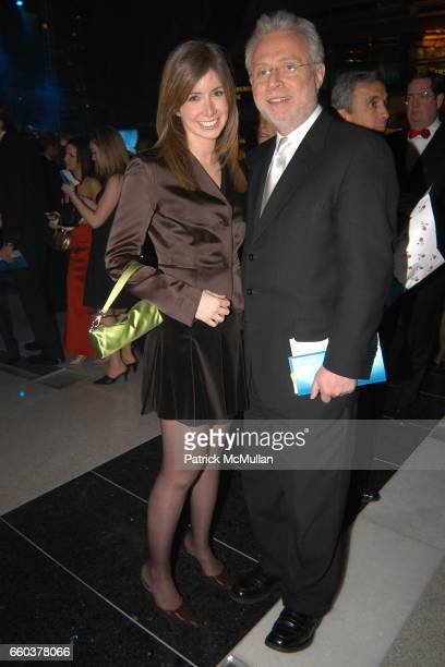Ilana and Wolf Blitzer attend Grand Opening Celebration of the Time Warner Center at Time Warner Center on February 4 2004 in New York City