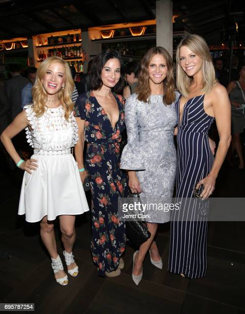 Ilana Becker Alison Becker Andrea Savage and Kaitlin Olson attend the premiere of truTV's 'I'm Sorry' n June 13 2017 in West Hollywood California