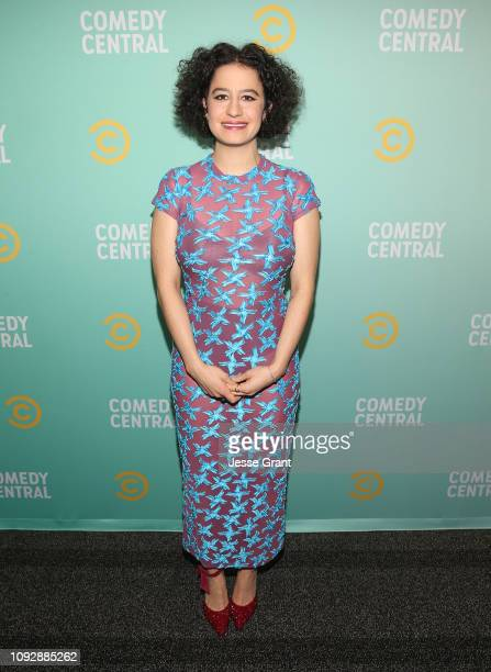 Ilana Glazer attends the 2019 Comedy Central Press Day on January 11, 2019 in Hollywood, California.