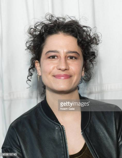 Ilana Glazer attends the Brilliant Minds Initiative dinner at Gramercy Park Hotel Rooftop on May 1 2018 in New York City