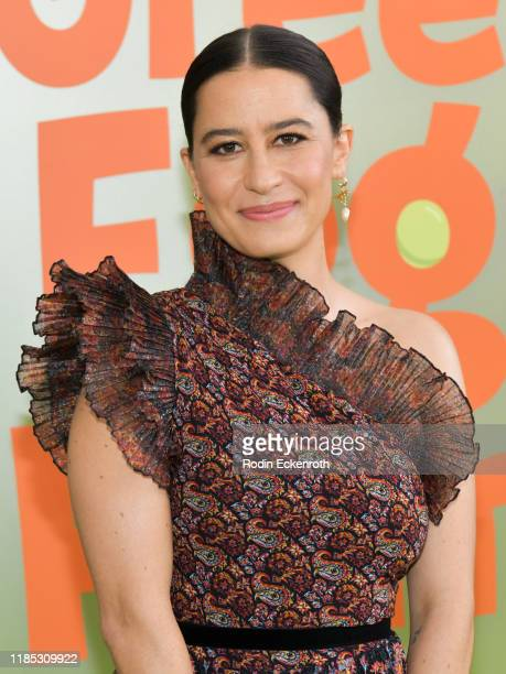 """Ilana Glazer attends the Premiere of Netflix's """"Green Eggs and Ham"""" at Hollywood American Legion on November 03, 2019 in Los Angeles, California."""
