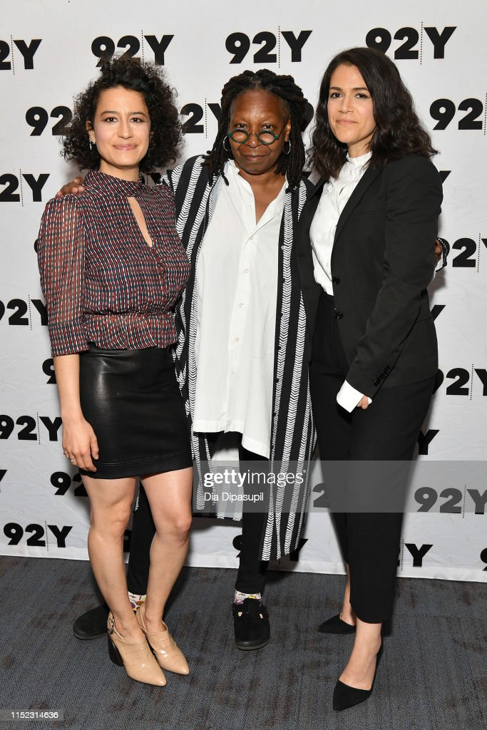 Abbi Jacobson & Ilana Glazer In Conversation With Whoopi Goldberg : News Photo