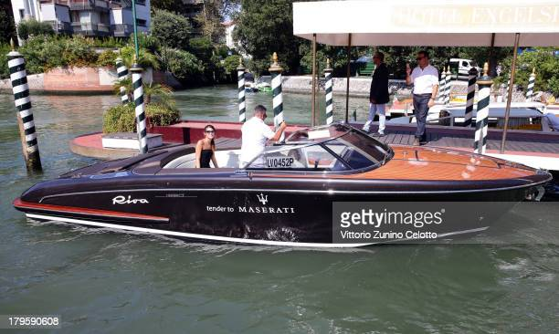 World S Best Celebrities At The Terrazza Maserati Day 9 The