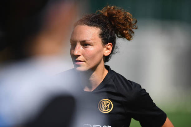 ITA: FC Internazionale Women Training Session
