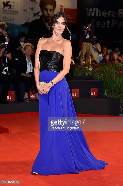 Ilaria Spada attends 'Pasolini' Premiere during the 71st Venice Film Festival on September 4 2014 in Venice Italy