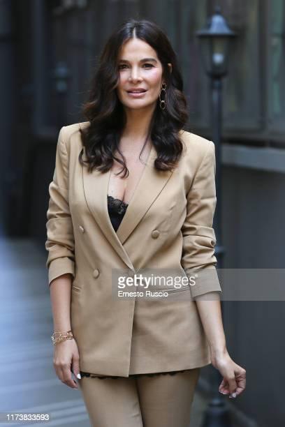 Ilaria Spada attends the photocall of the movie Tutta un'altra vita on September 11 2019 in Rome Italy