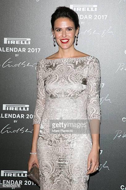 Ilaria Tronchetti Provera attends 'Pirelli Calendar 2017 by Peter Lindberg' photocall at La Cite Du Cinema on November 29 2016 in SaintDenis France