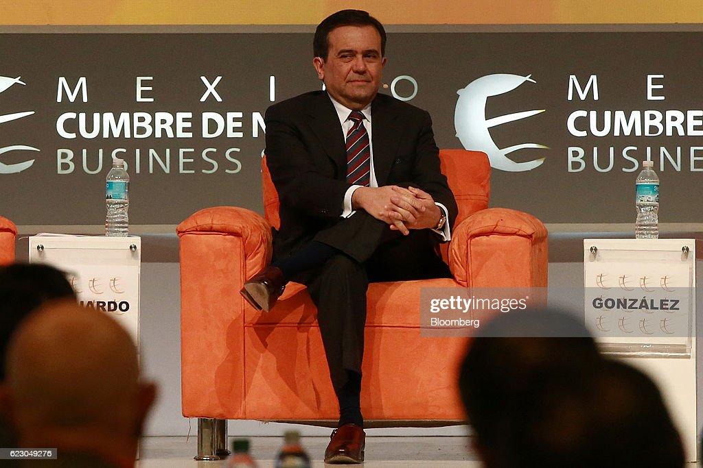 Key Speakers At The Mexico Cumbre De Negocios Business Summit
