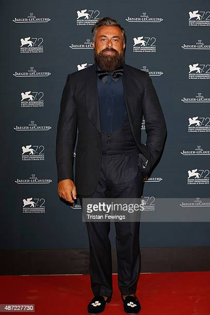 Ildo Damiano attends the JaegerLeCoultre gala event celebrating 10 years of partnership with La Mostra Internazionale d'Arte Cinematografica di...