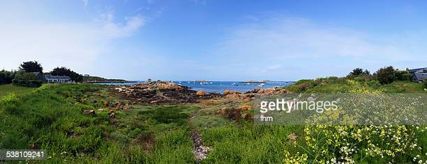 Ile de Chausey in the Channel