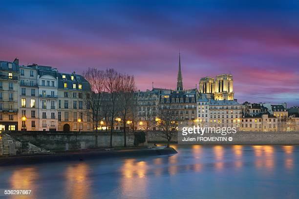 Ile Saint-Louis, Paris
