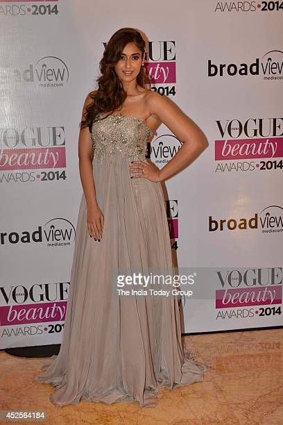 Ileana D'Cruz at Vogue Beauty Awards in Mumbai