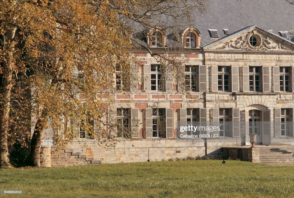 essonne the castle of courson the work of a student of le vau news photo getty images. Black Bedroom Furniture Sets. Home Design Ideas