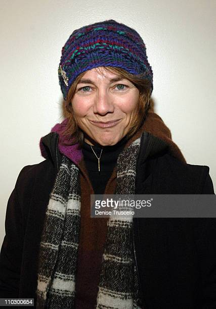 Ilene Chaiken at Zola Hats during 2007 Park City Luxury Lounge Day 4 at Media Placement Luxury Lounge in Utah United States