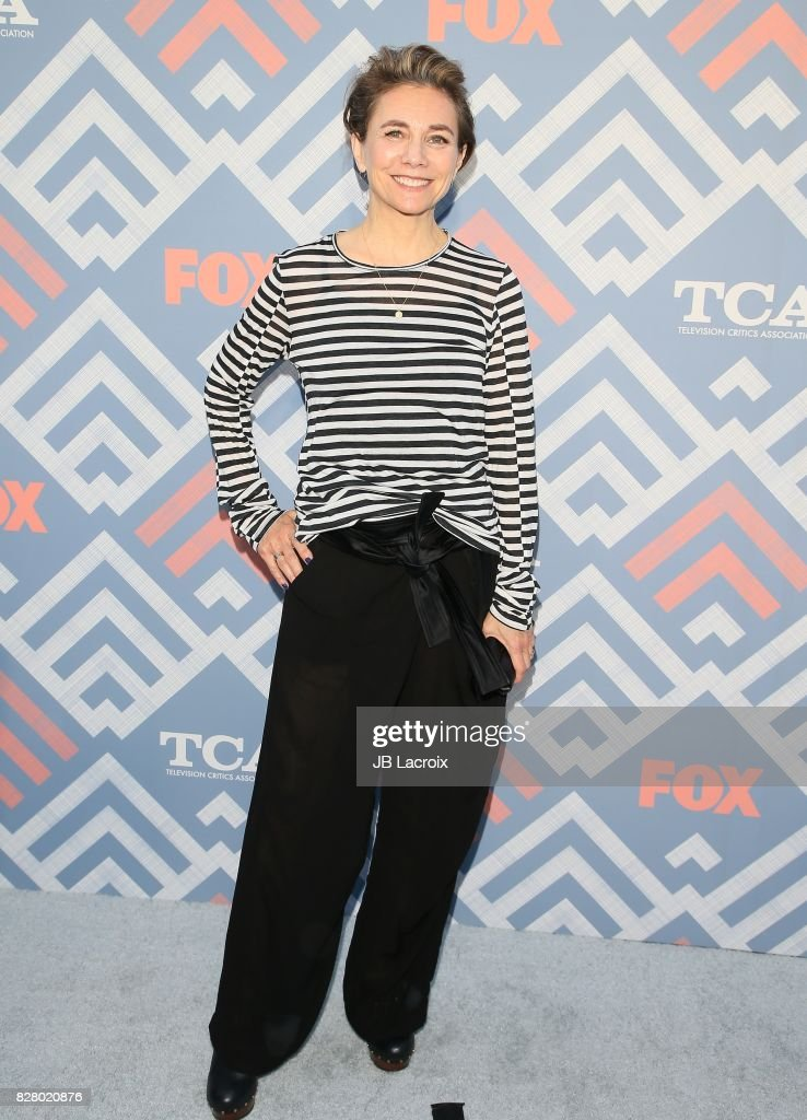 Ilene Chaiken attends the 2017 Summer TCA Tour 'Fox' on August 08, 2017 in Los Angeles, California.