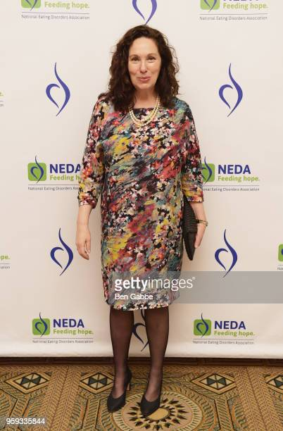 Ilene Fishman attends the National Eating Disorders Association Annual Gala 2018 at The Pierre Hotel on May 16 2018 in New York City
