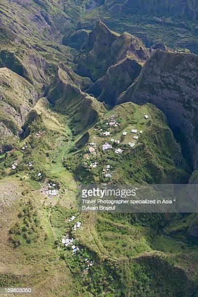 Ilet aux Orangers - Mafate - Reunion Island