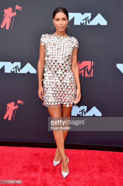 Ilfenesh Hadera attends the 2019 MTV Video Music Awards at Prudential Center on August 26 2019 in Newark New Jersey