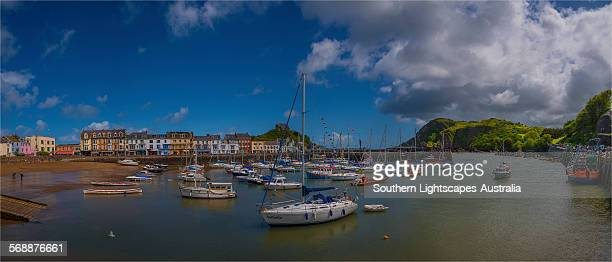 ilfracombe harbour - ilfracombe stock photos and pictures