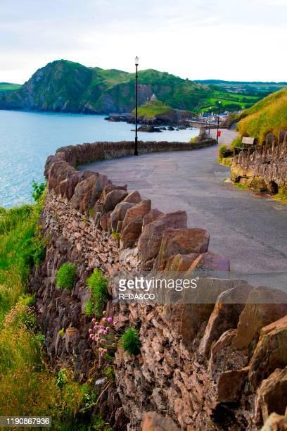 Ilfracombe North Devon England Great Britain