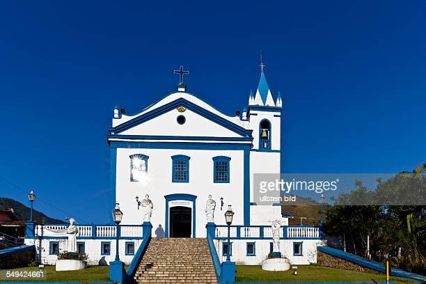 Ilha Bela, schöne Insel, Kirche, Pfarrkirche Igreja Nossa Senora d'Ajuda e Bom Sucesso