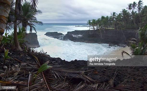 Ilhéu das Rolas - Sao Tome
