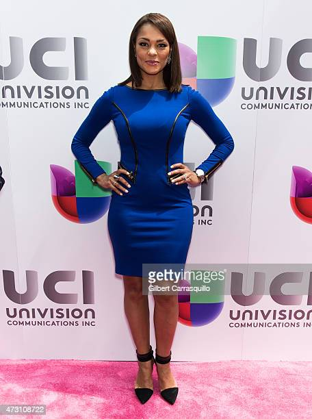 Ilia Calderon attends Univision's 2015 Upfront at Gotham Hall on May 12 2015 in New York City