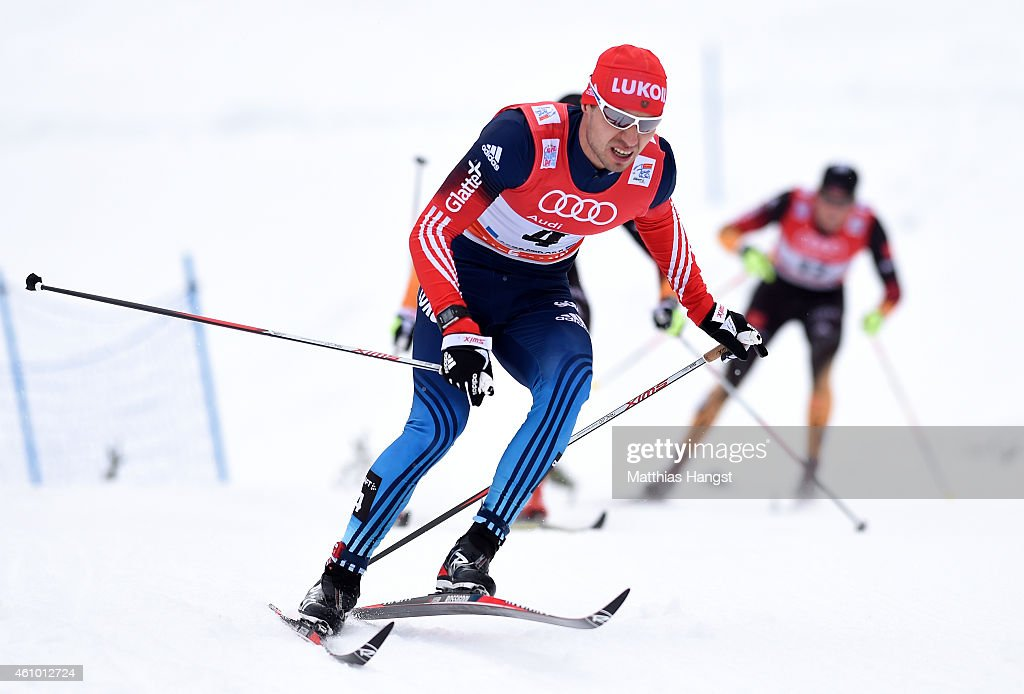 Viesmann FIS Tour De Ski Oberstdorf - Day 2