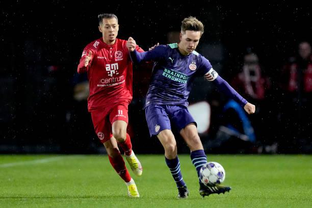 NLD: Almere City FC v Jong PSV - Keuken Kampioen Divisie