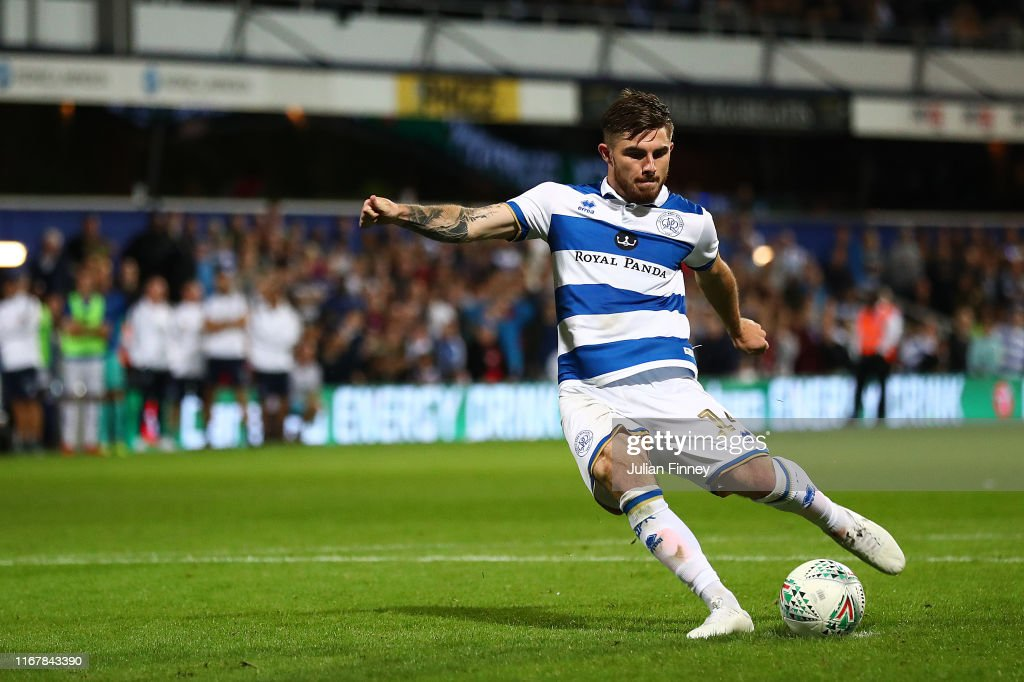 Queens Park Rangers v Bristol City - Carabao Cup First Round : News Photo