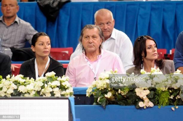 Ilie NASTASE en tribune Championnats du Monde de Judo 2011 Paris