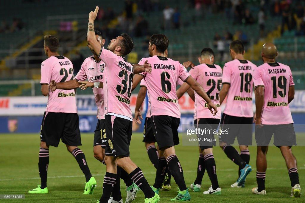 US Citta di Palermo v Empoli FC - Serie A : Foto di attualità