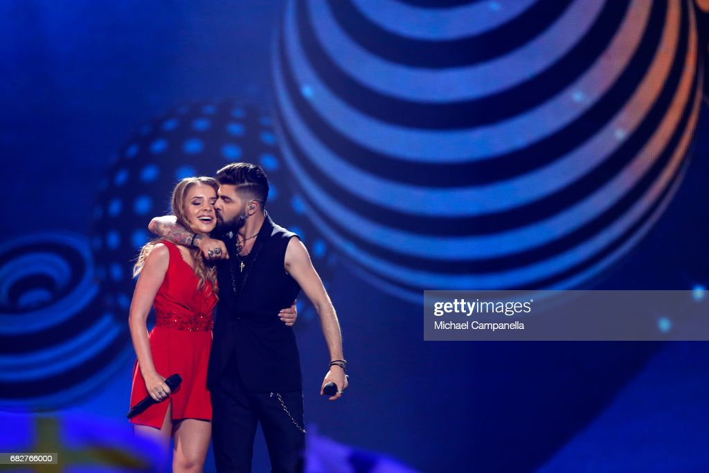 Final - Eurovision Song Contest 2017 : News Photo