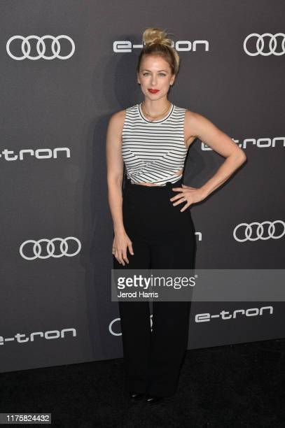 Iliza Shlesinger arrives at Audi Celebrates The 71st Emmys at Sunset Tower on September 19 2019 in Los Angeles California