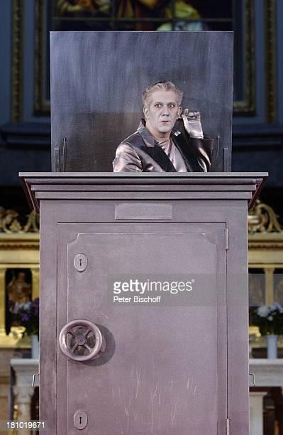 """Ilja Richter, """"Jedermann""""-Festspiele, , Berlin, Deutschland, Europa, Berliner Dom, Aufführung, Theater, Bühne, Auftritt, Schauspieler, Kostüm,..."""