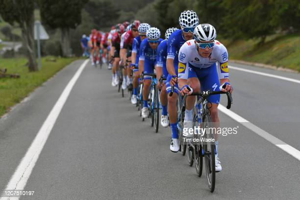 Iljo Keisse of Belgium and Team Deceuninck - Quick Step / Peloton / during the 46th Volta ao Algarve 2020, Stage 2 a 183,9 km stage from Sagres -...